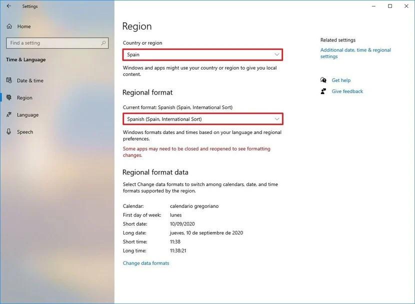 Thay đổi ngôn ngữ Windows 10 - tưởng khó mà lại dễ 5