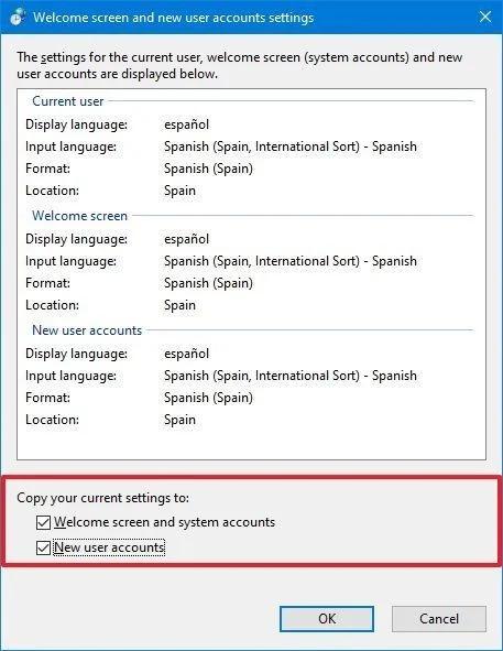 Thay đổi ngôn ngữ Windows 10 - tưởng khó mà lại dễ 20