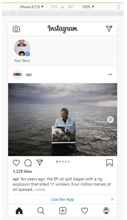 2 cách đăng bài trên Instagram bằng máy tính ít người biết 20