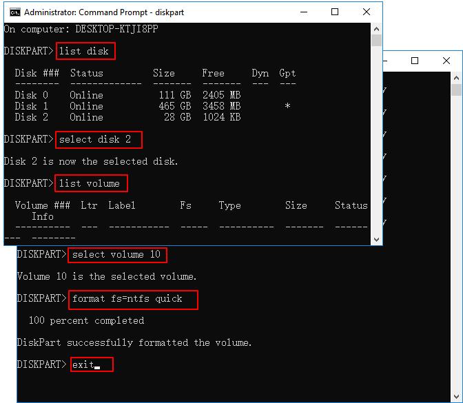 Vì sao USB không format được? Gửi bạn 7 mẹo sửa lỗi format USB triệt để tận gốc 21