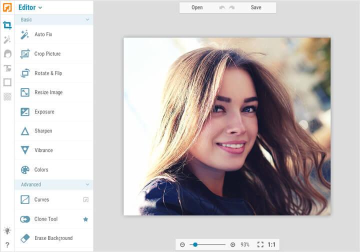 Hãy cùng khám phá 12 phần mềm chỉnh sửa ảnh online đỉnh nhất hiện nay 9
