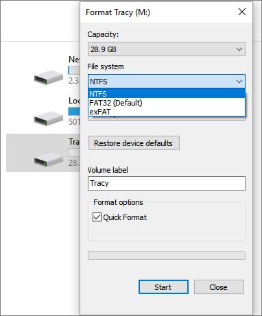 Vì sao USB không format được? Gửi bạn 7 mẹo sửa lỗi format USB triệt để tận gốc 25