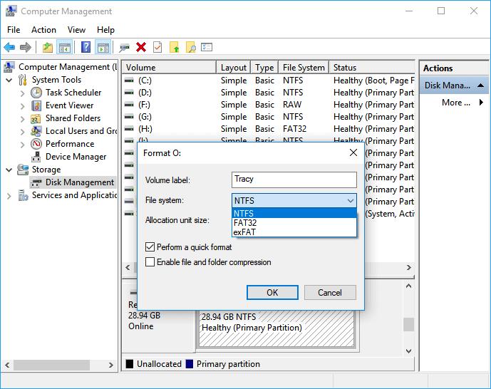 Vì sao USB không format được? Gửi bạn 7 mẹo sửa lỗi format USB triệt để tận gốc 22