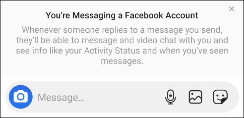 Nhắn tin liên ứng dụng Facebook-Instagram đưa mọi người gần nhau hơn 8