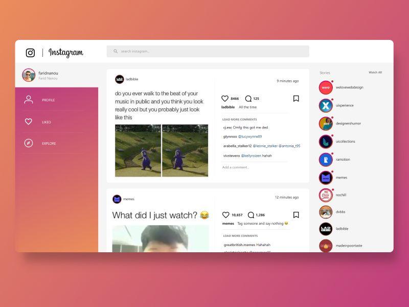 2 cách đăng bài trên Instagram bằng máy tính ít người biết