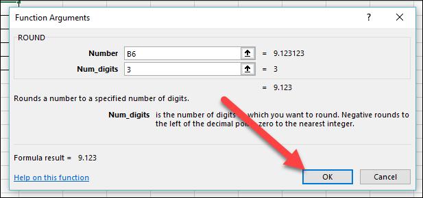 3 cách làm tròn số Excel bằng hàm ROUND cực đơn giản, dễ làm 27