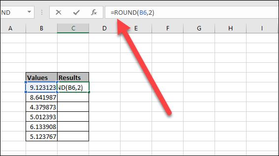 3 cách làm tròn số Excel bằng hàm ROUND cực đơn giản, dễ làm 32
