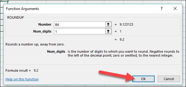 3 cách làm tròn số Excel bằng hàm ROUND cực đơn giản, dễ làm 34