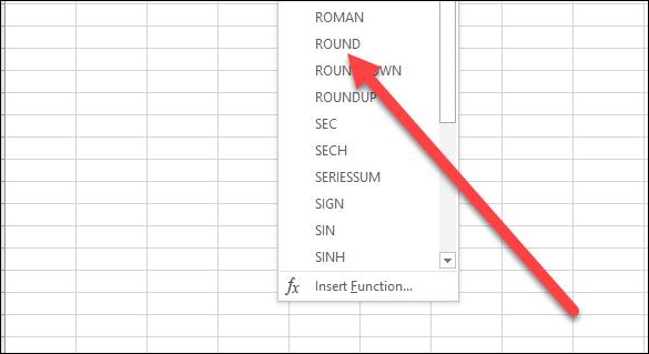 3 cách làm tròn số Excel bằng hàm ROUND cực đơn giản, dễ làm 23