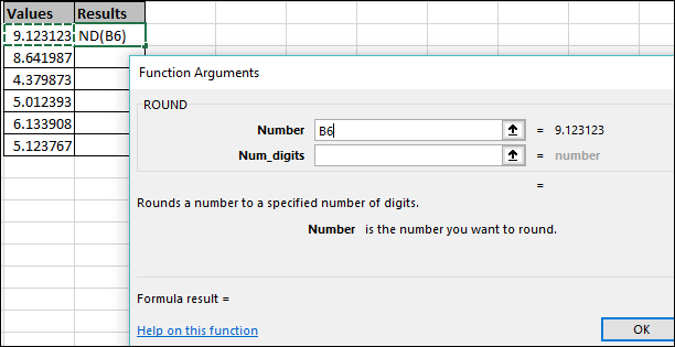3 cách làm tròn số Excel bằng hàm ROUND cực đơn giản, dễ làm 25