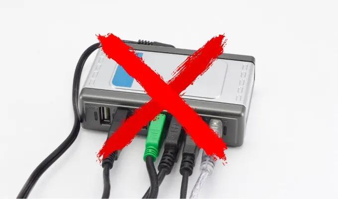 Lỗi USB Device Not Recognized – 12 cách khắc phục siêu nhanh