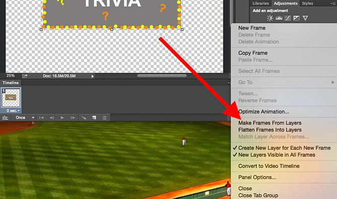 Hướng dẫn cách tạo ảnh GIF bằng Photoshop - 9 bước cực nhanh và đơn giản 11