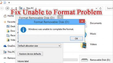 Vì sao USB không format được? Gửi bạn 7 mẹo sửa lỗi format USB triệt để tận gốc 1