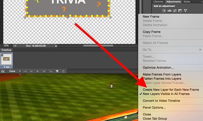 Hướng dẫn cách tạo ảnh GIF bằng Photoshop - 9 bước cực nhanh và đơn giản 10