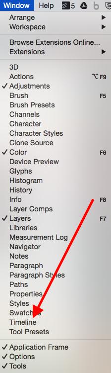 Hướng dẫn cách tạo ảnh GIF bằng Photoshop - 9 bước cực nhanh và đơn giản 5