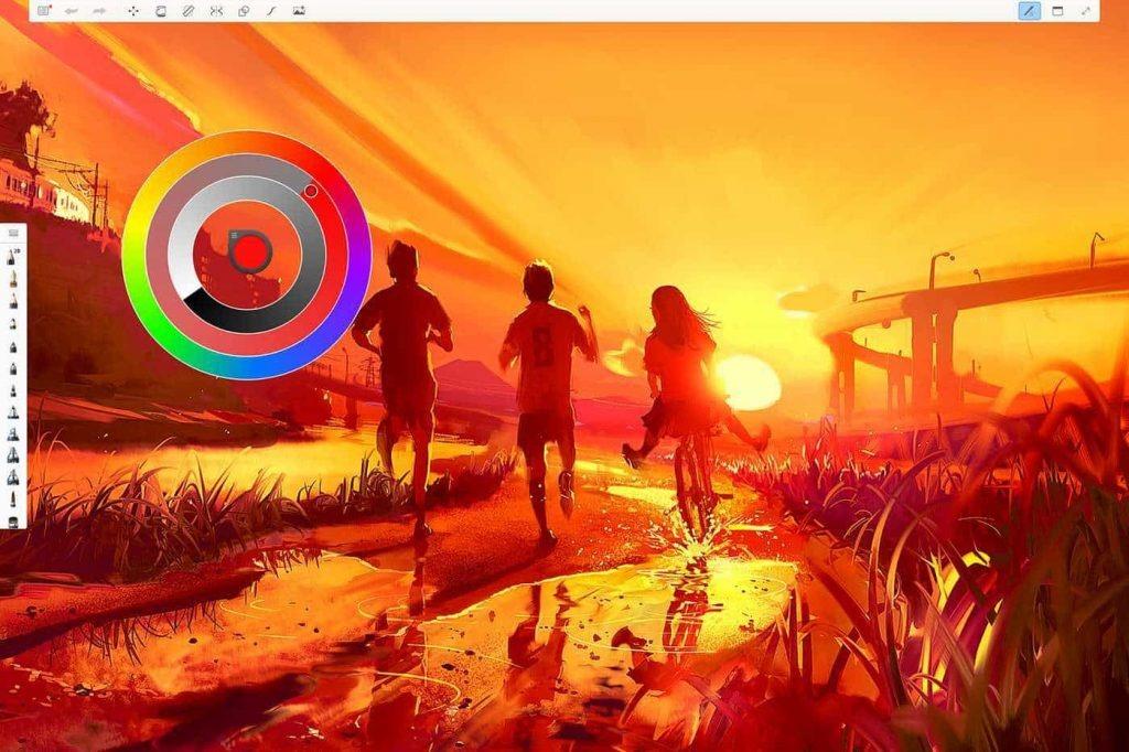 phần mềm vẽ tranh
