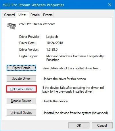 Tuyển tập các cách sửa lỗi camera Windows 10 triệt để tận gốc 38