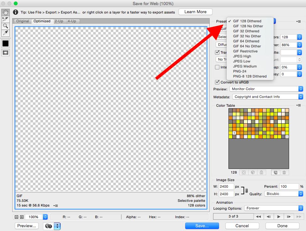 Hướng dẫn cách tạo ảnh GIF bằng Photoshop - 9 bước cực nhanh và đơn giản 33