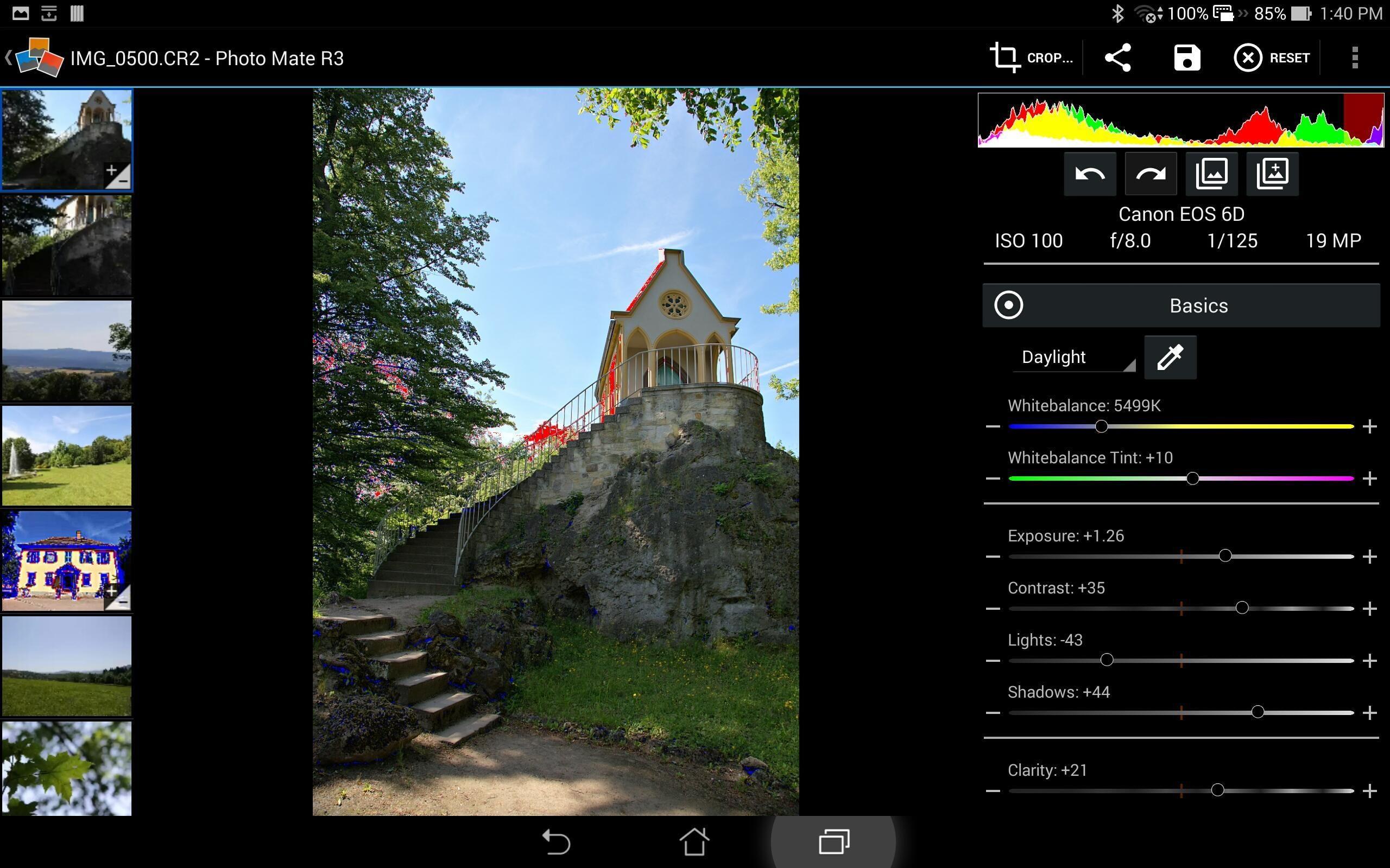 12 phần mềm chỉnh sửa ảnh trên điện thoại iPhone và Android 'vạn người mê' 7