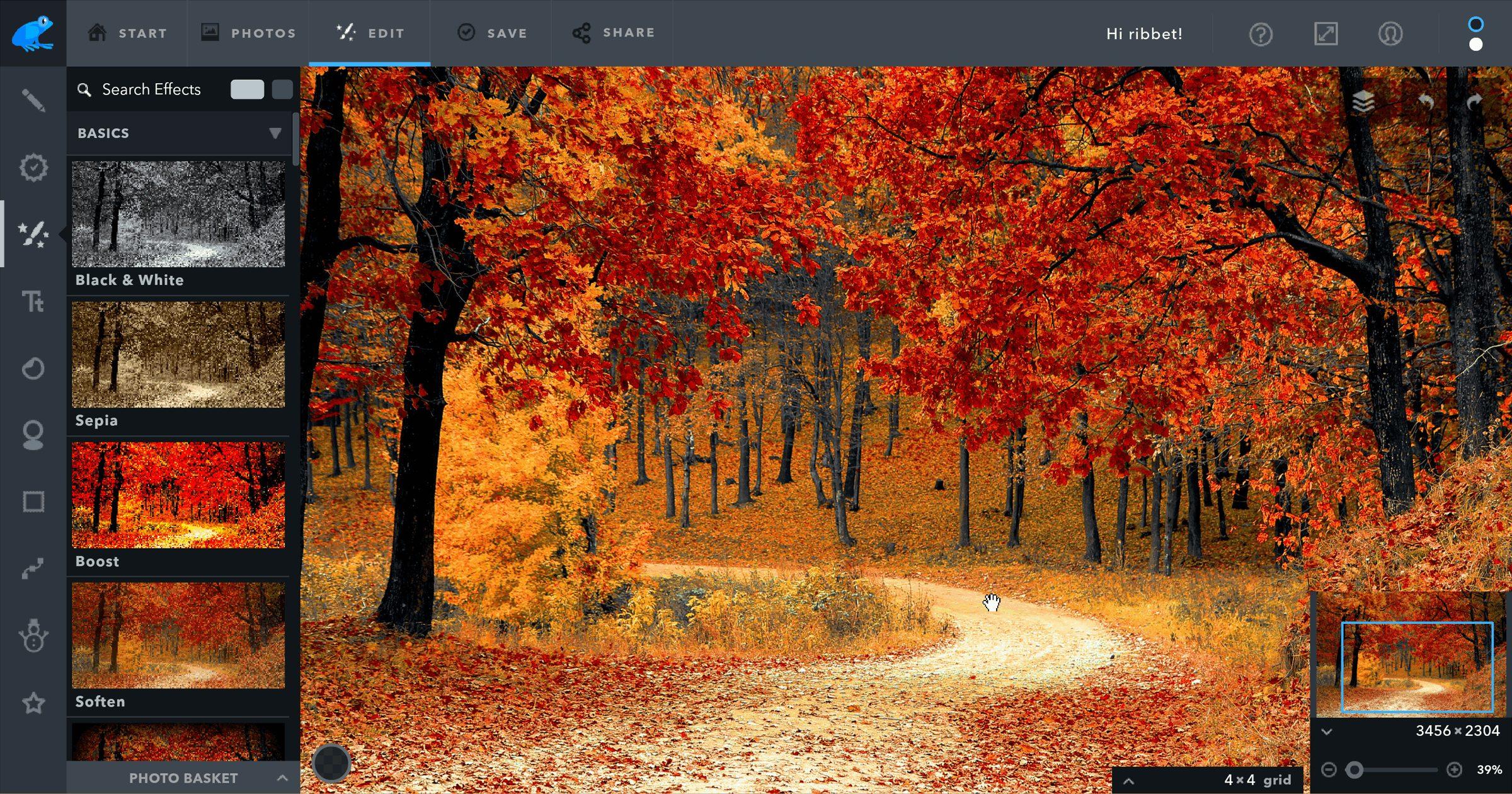 Hãy cùng khám phá 12 phần mềm chỉnh sửa ảnh online đỉnh nhất hiện nay 10