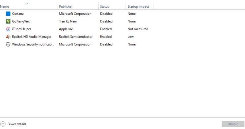 Bỏ túi 3 cách tắt ứng dụng chạy ngầm trên Windows giúp tăng tốc máy tính 1