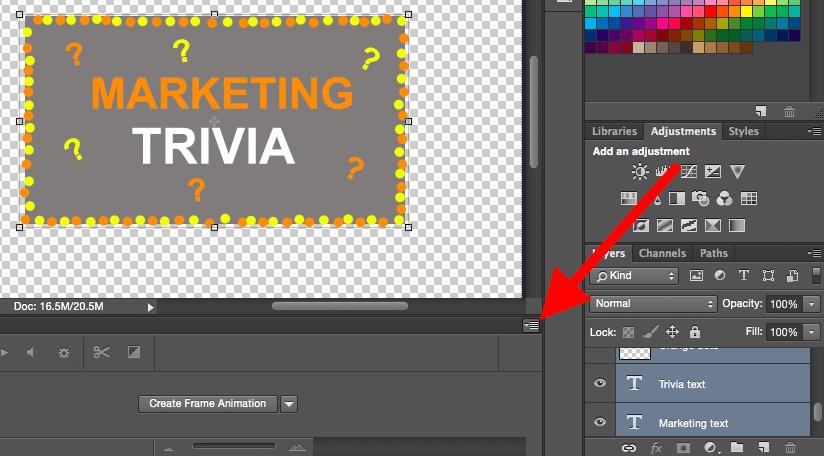 Hướng dẫn cách tạo ảnh GIF bằng Photoshop - 9 bước cực nhanh và đơn giản 9