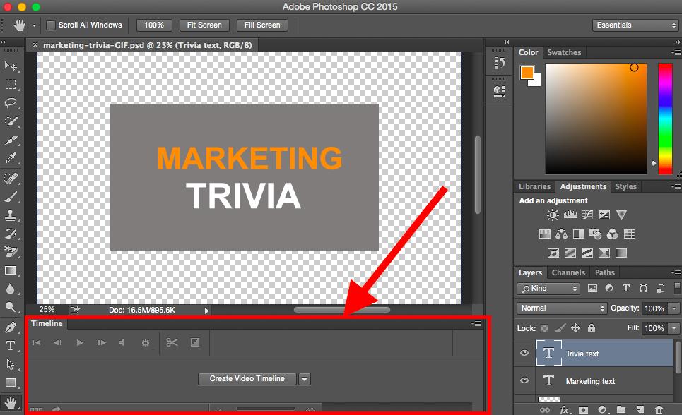Hướng dẫn cách tạo ảnh GIF bằng Photoshop - 9 bước cực nhanh và đơn giản 6
