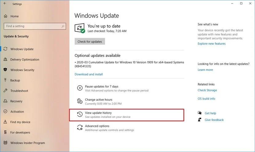 Tuyển tập các cách sửa lỗi camera Windows 10 triệt để tận gốc 6