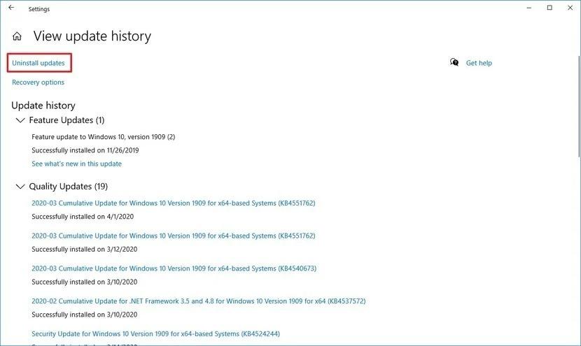 Tuyển tập các cách sửa lỗi camera Windows 10 triệt để tận gốc 7
