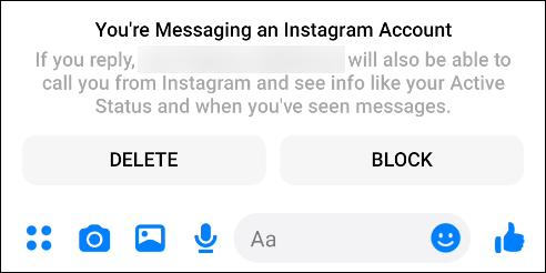 Nhắn tin liên ứng dụng Facebook-Instagram đưa mọi người gần nhau hơn 9