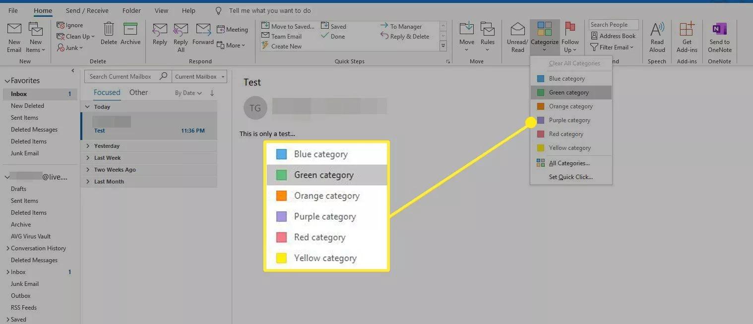 Cách tạo folder trong Outlook biến việc quản lý mail không còn là ác mộng 5