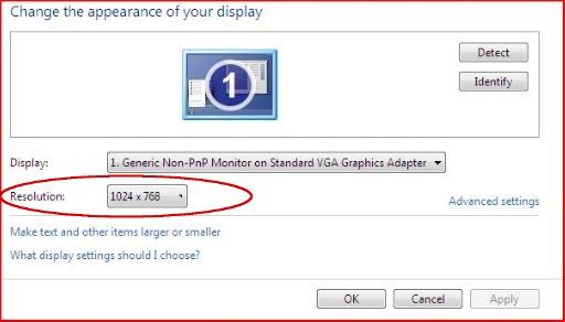 Thư giãn đôi mắt khi làm việc bằng 2 bí quyết thay đổi cỡ chữ trong Windows 7 4