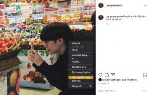 4 tuyệt chiêu tải ảnh từ Instagram về máy tính cực dễ 13