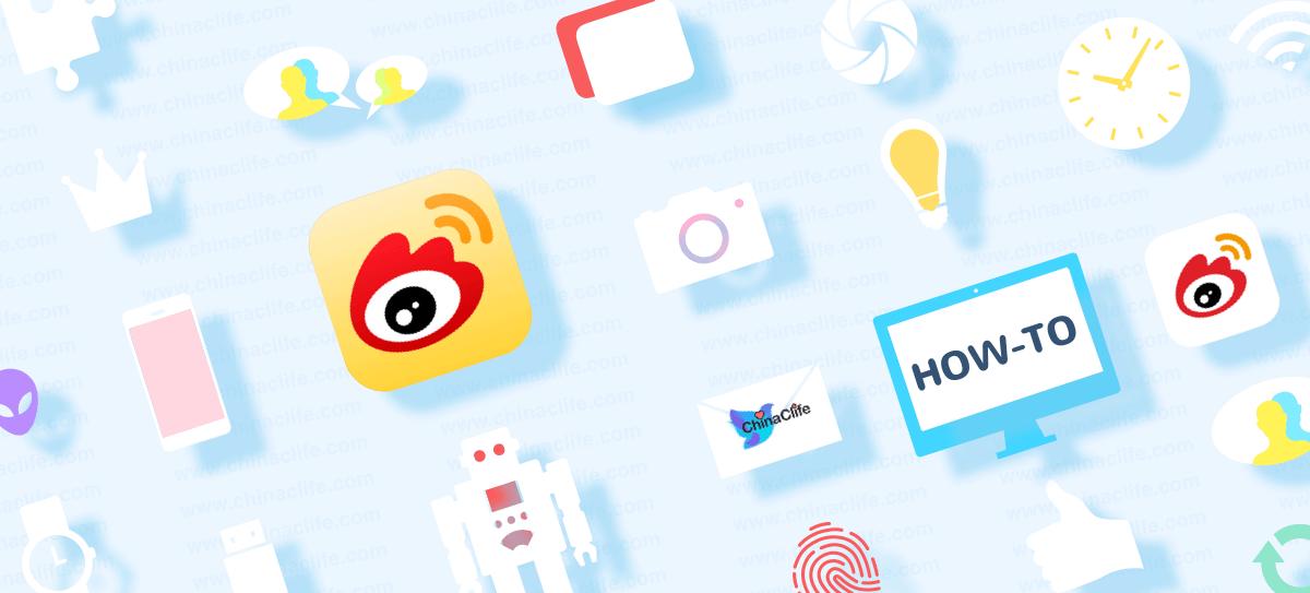 Cách đăng ký Weibo trên điện thoại và PC siêu dễ, chỉ 30s là xong 4