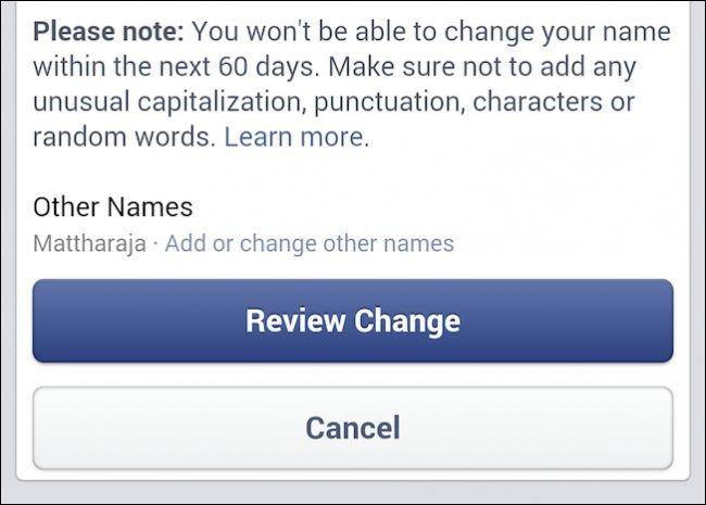 Cách đặt biệt hiệu trên Facebook để không bị nhầm lẫn với bất cứ ai
