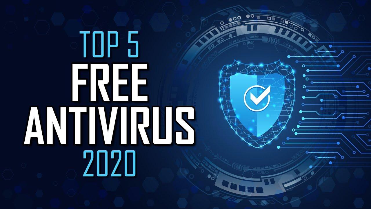 Top 5 phần mềm giệt virus miễn phí.