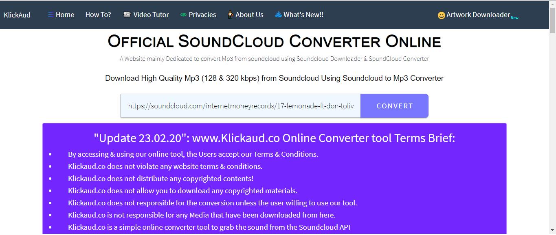 Chật vật khi download nhạc SoundCloud? Xin mời xem qua 2 bí quyết dưới đây! 7