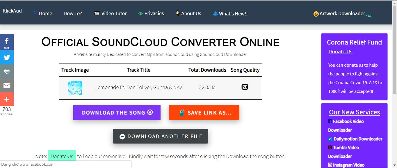 Chật vật khi download nhạc SoundCloud? Xin mời xem qua 2 bí quyết dưới đây! 8