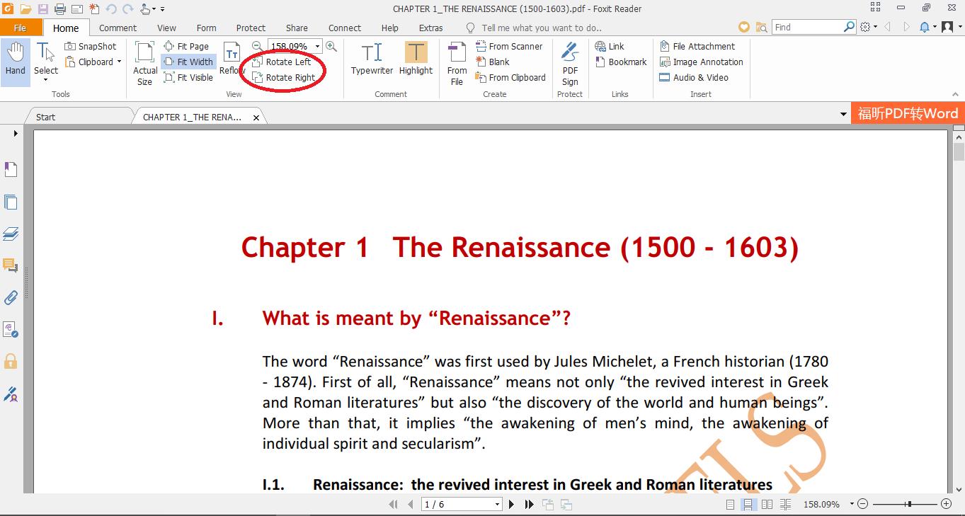 Làm việc dễ dàng hơn với các bí kíp xoay file PDF cực hữu ích 12