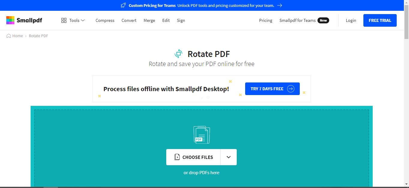 Làm việc dễ dàng hơn với các bí kíp xoay file PDF cực hữu ích 17