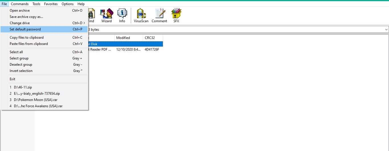 Điểm qua 3 tuyệt chiêu đặt pass cho folder giúp bảo mật an toàn dữ liệu của bạn 6