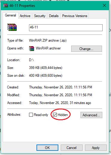 Điểm qua 3 tuyệt chiêu đặt pass cho folder giúp bảo mật an toàn dữ liệu của bạn 7