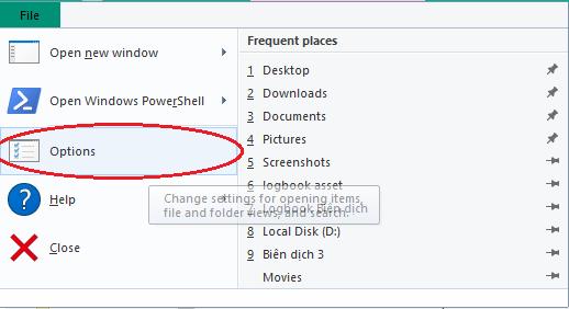 Điểm qua 3 tuyệt chiêu đặt pass cho folder giúp bảo mật an toàn dữ liệu của bạn 8