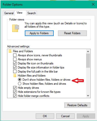 Điểm qua 3 tuyệt chiêu đặt pass cho folder giúp bảo mật an toàn dữ liệu của bạn 9