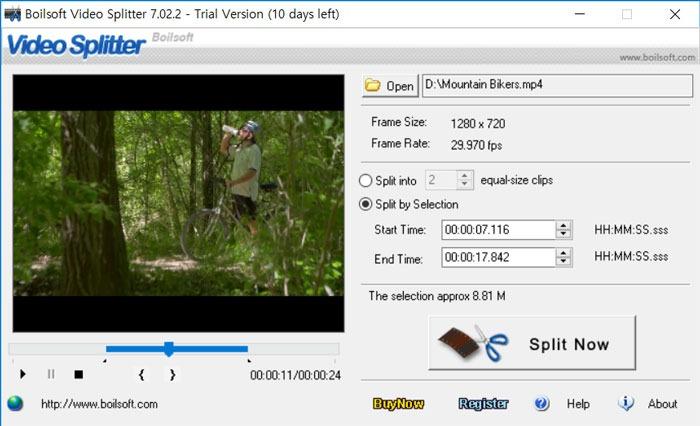 phần mềm cắt video chuyên nghiệp