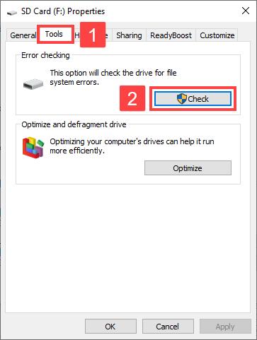Top 5 phần mềm sửa lỗi thẻ nhớ SD cực đỉnh mà bạn không nên bỏ qua 40