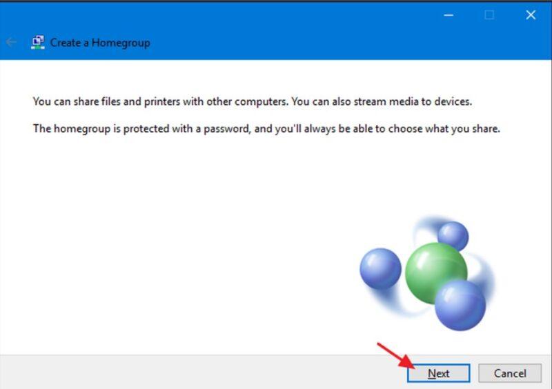 Cách chia sẻ máy in qua mạng LAN trên Windows 7, 8 và 10 siêu dễ 3