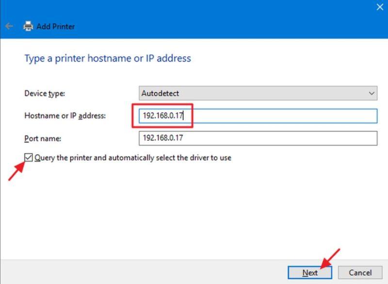 Cách chia sẻ máy in qua mạng LAN trên Windows 7, 8 và 10 siêu dễ 9