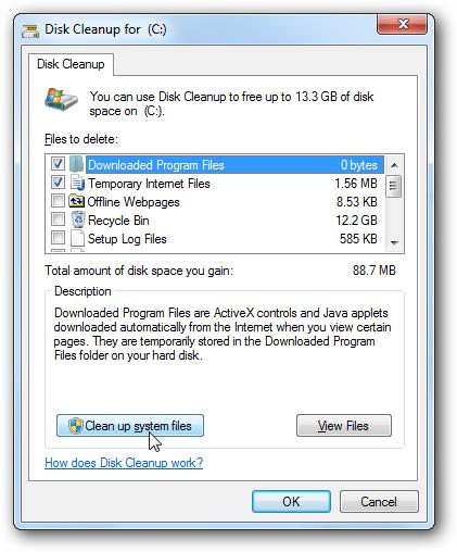 7 bí kíp thần kỳ giúp giải phóng không gian ổ cứng trên Windows 17