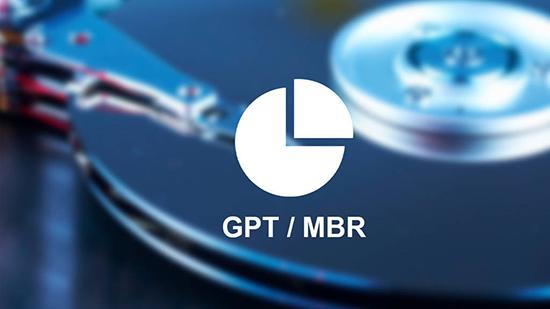 GPT là gì và MBR là gì? GPT hay MBR khác nhau như thế nào?